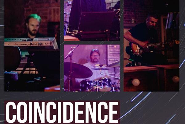 Koncert COINCIDENCE On Line kulturalny knurow