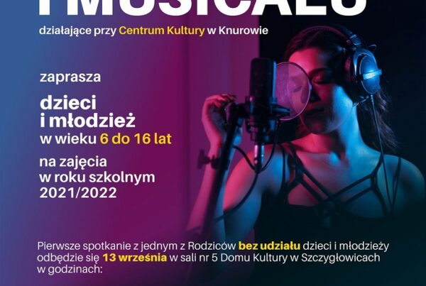 nabor studio piosenki i musicalu knurow